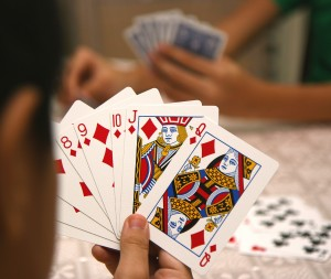Gambling And Winning At Cards