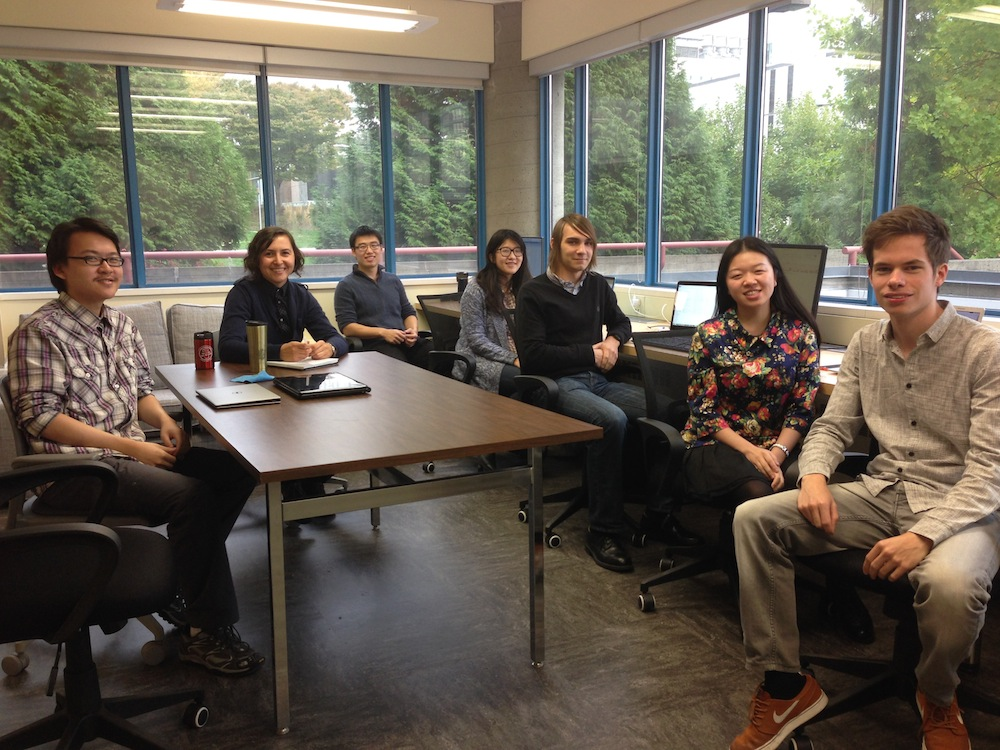 Members of the Behavioural Sustainability Lab