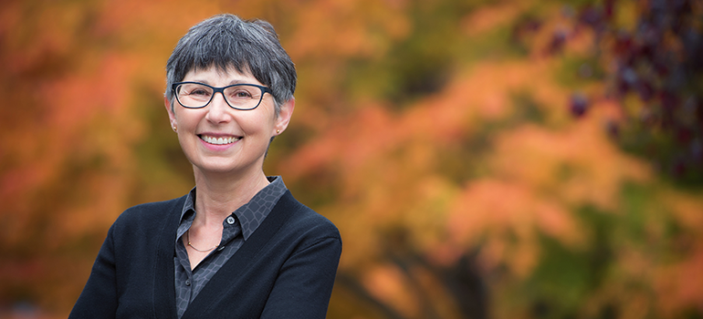 For the first time, a UBC professor has won the highest research honour from the Social Sciences and Humanities Research Council. Photo: Martin Dee