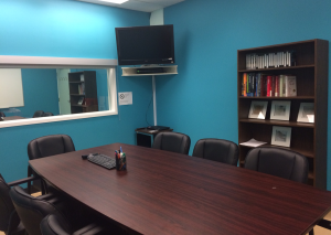 The Lab's Group Therapy Room