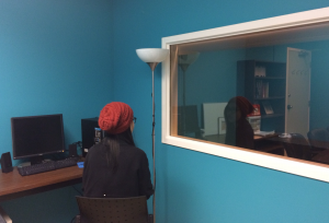 The Lab's Observation Room