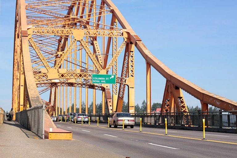 The Pattullo Bridge. Photo: waferboard via Flickr